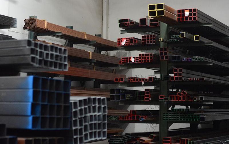 Steel Company and Steel Supplier in El Paso